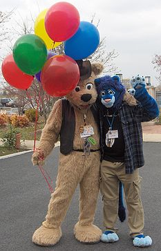 BJ Buttons and Cobalt at MFF 2006