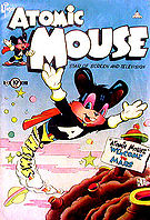 Atomic Mouse #1 by Al Fago (1953)