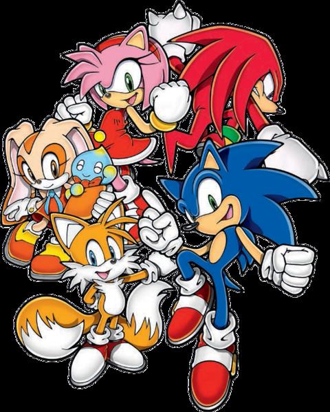 Sonic The Hedgehog (series) - WikiFur, The Furry Encyclopedia