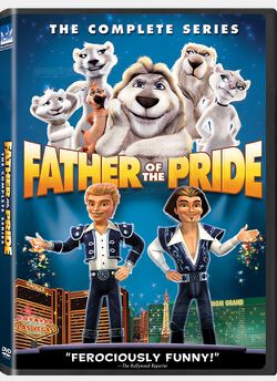 DVD «Father of the Pride».