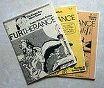 The three issues of Furtherance